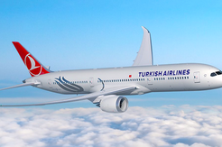 [Sortie d'usine] La fabrication du Boeing 787-9 de Turkish Airlines en 90 secondes chrono