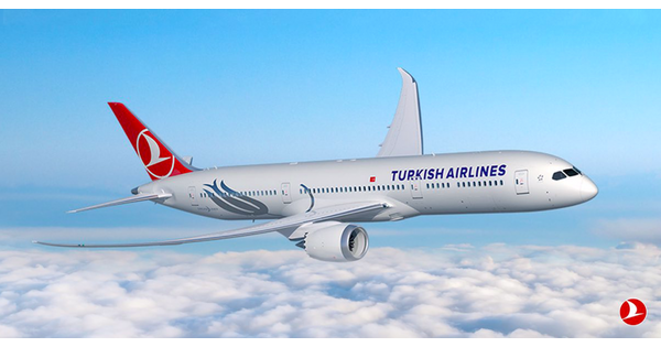 [Sortie d'usine] La fabrication du Boeing 787-9 de Turkish Airlines en 90 secondes chrono