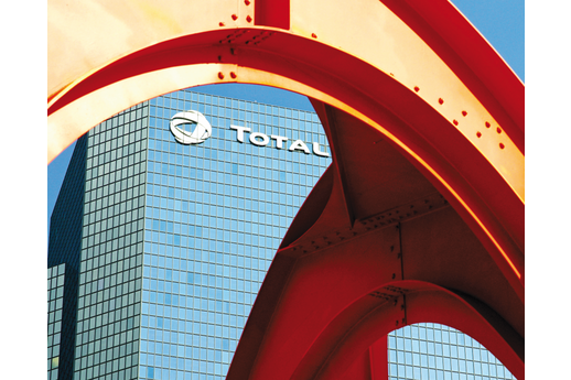 L'opportuniste transition de Total