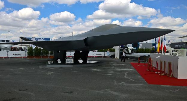 Airbus confiant sur l'issue des négociations entre Etats et industriels à propos de l'avion de combat du futur - L'Usine Nouvelle