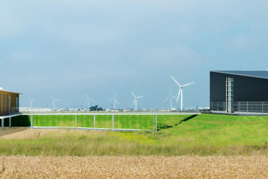 L'usinenouvelle: Lhyfe, producteur d'hydrogène vert déconnecté.