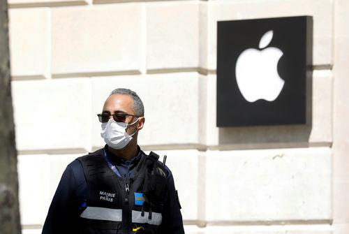 Apple annonce la réouverture de certains de ses magasins — Coronavirus