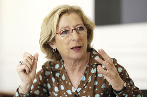Geneviève Fioraso -  Ministre de l'Ennseignement supérieur et de la Recherche