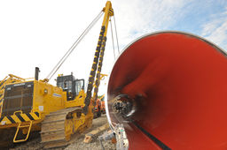 Gazprom avance la construction du South Stream