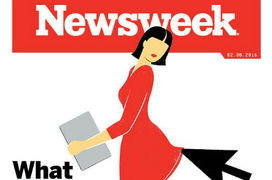 Bad buzz : la couv' machiste de Newsweek sur le sexisme en Silicon Valley atterre les internautes