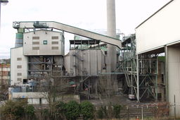 Incident : International Paper stoppe sa production