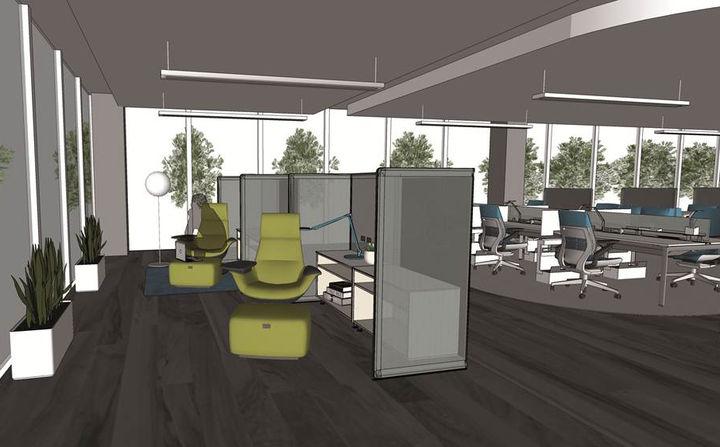 open space la baisse de la productivit est due l exposition au bruit selon catherine. Black Bedroom Furniture Sets. Home Design Ideas