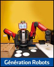 Génération Robots : robots coopératifs