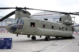 La Royal Air Force complète sa flotte de Chinook