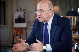 Michel Sapin favorable à une CSG progressive