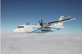 Un ATR 90 places ? Seulement une question de temps