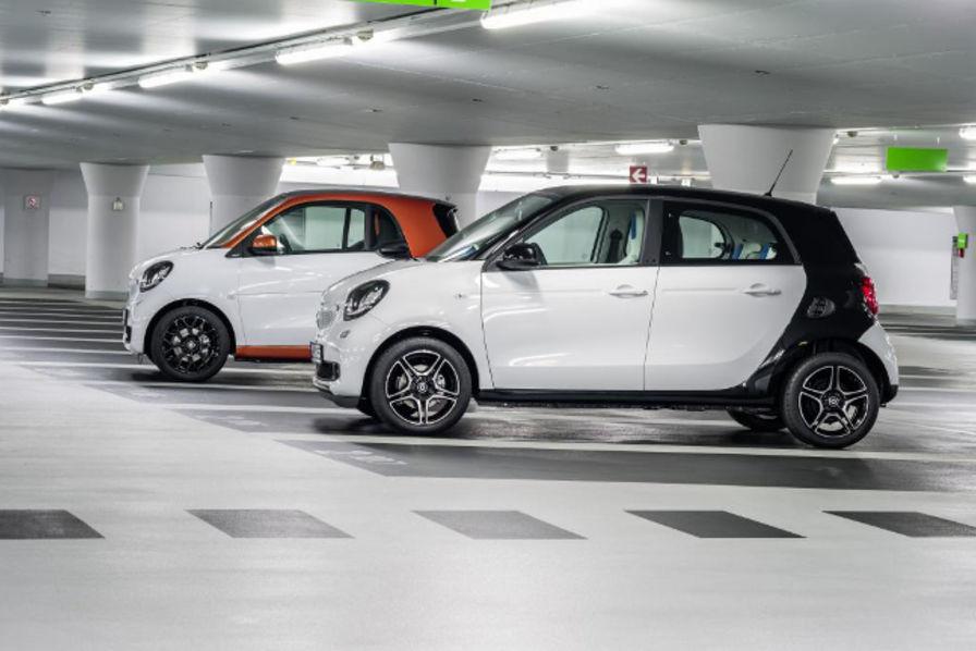 smart va relancer un mod le quatre places con u avec renault l 39 usine auto. Black Bedroom Furniture Sets. Home Design Ideas