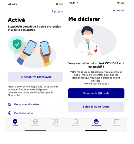 Pour ou contre l'application StopCovid — Coronavirus