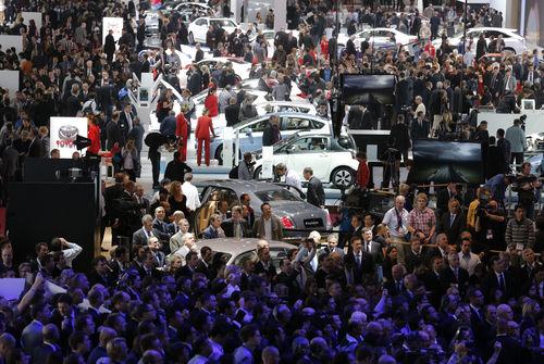 Coronavirus : le Mondial de l'auto de Paris annulé