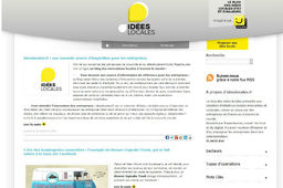 "Pages Jaunes lance un blog ""Innovation"""