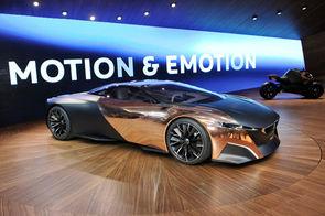 Onyx Peugeot - Mondial Auto 2012