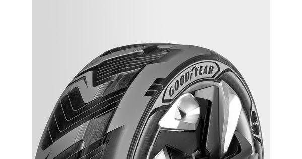 Goodyear imagine un pneu capable de recharger la batterie d'un véhicule électrique - Technos et Innovations