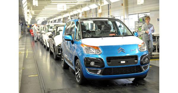PSA et Renault en souffrance dans un marché automobile européen en repli - L'Usine Auto