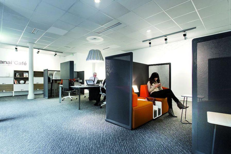 Espace Bureaux Partagés : Des espaces partagés pour travailler autrement management
