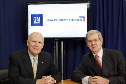 General Motors sort du capital de PSA et laisse le champ libre à DongFeng