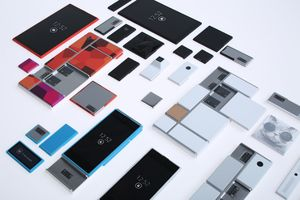 Projet Ara de smartphone modulaire de Motorola