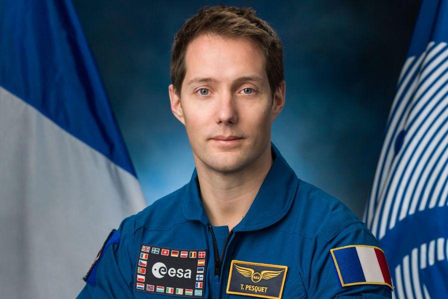 thomas pesquet  dixi u00e8me astronaute fran u00e7ais bient u00f4t sur
