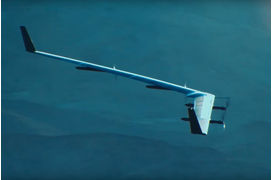 [VIDEO] Premier vol pour le drone Aquila de Facebook !