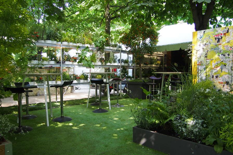 Manifeste pour une entreprise v g tale aux jardins des for Idees jardins paysagers