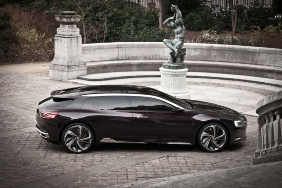 l automobile haut de gamme la fran aise se d voile. Black Bedroom Furniture Sets. Home Design Ideas