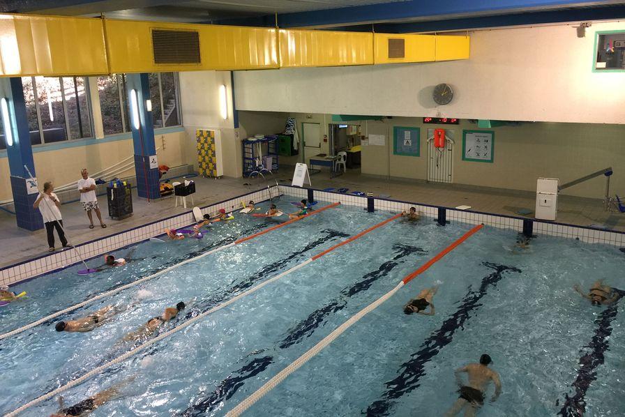 Paris chauffe une piscine municipale gr ce la chaleur - Piscine aspirant dunand horaires ...