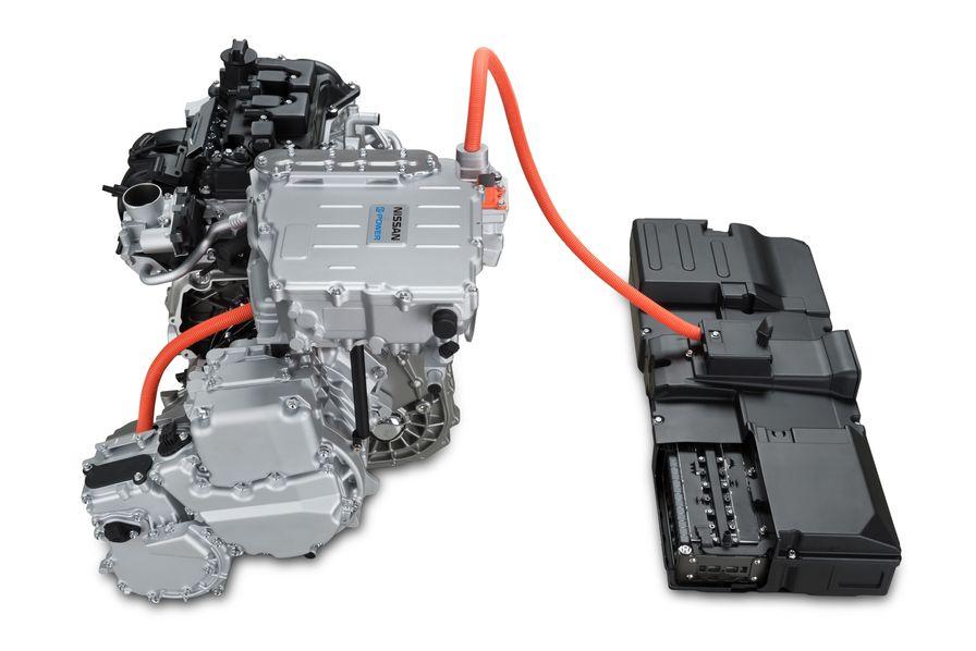 la nissan note e power combine moteur lectrique et prolongateur d 39 autonomie l 39 usine auto. Black Bedroom Furniture Sets. Home Design Ideas