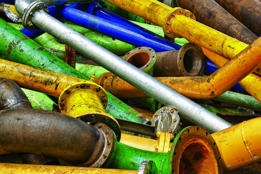 La Chute Des Cours Des Matieres Ecrase Les Marges Du Recyclage