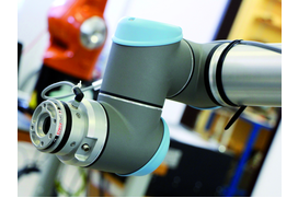 OptoForce sensibilise les cobots