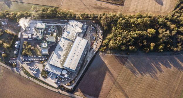 [En Alsace, Danone investit 16,5 millions d'euros sur le site Alpro pour accélérer dans le végétal] - Usine Nouvelle