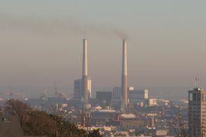 Centrale thermique EDF Le Havre