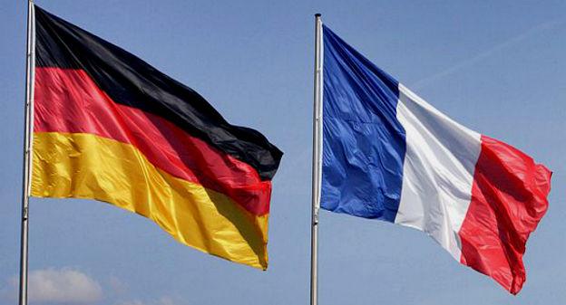 [La France et l'Allemagne mettent en scène leur entente industrielle] - Usine Nouvelle