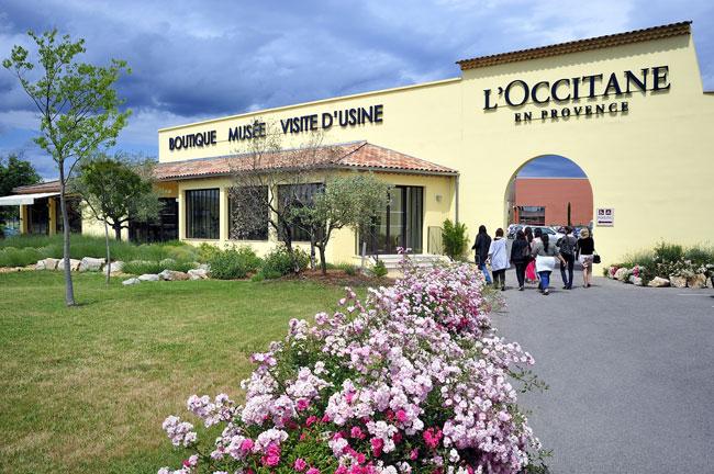 Bons Baisers De Lusine LOccitane Manosque
