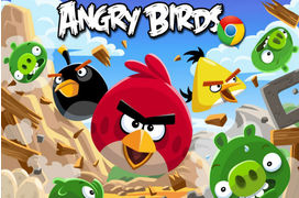 L'application Angry Birds adaptée au cinéma 3D en 2016