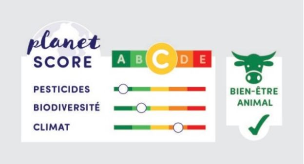 [Qu'est-ce que le Planet-Score, le nouvel affichage testé par 27 industriels de l'agroalimentaire ?] - Usine Nouvelle