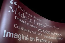 "Le ""made in France"" a renforcé la popularité de l'industrie"