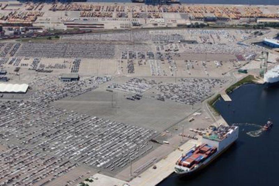 Le Port Du Havre Compte Doubler Le Trafic De Son Terminal Roulier