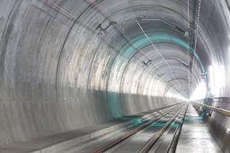 Thales tunnel Gothard