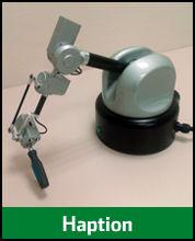 Haption : joystick pour pro