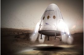 Space X repousse à 2020 son premier vol inhabité vers Mars