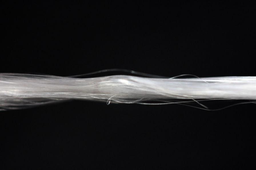 Du fil d'araignée à la tonne