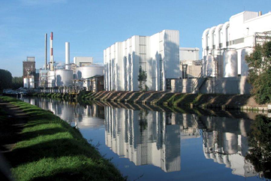 Lesaffre la mue du roi de la levure l 39 usine agro - Piscine de marcq en baroeul ...