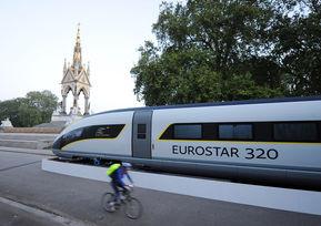 Eurostar Siemens