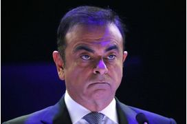 Carlos Ghosn, le grand architecte de l'Alliance Renault-Nissan-Mitsubishi