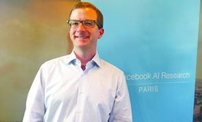 Mike Schroepher, CTO de Facebook, a ouvert un labo d'intelligence artificielle à Paris.