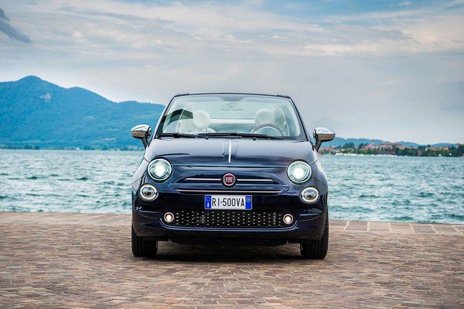 Cet été La Fiat 500 Prend Le Large Avec Son édition Limitée Riva